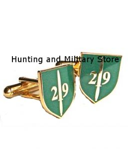 29 Commando Royal Marines Regimental Military Cufflinks